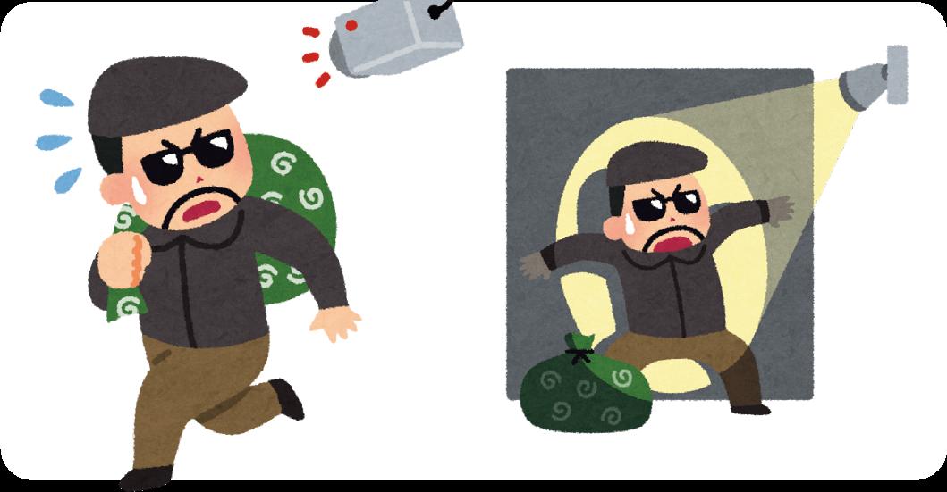 ① 防 犯